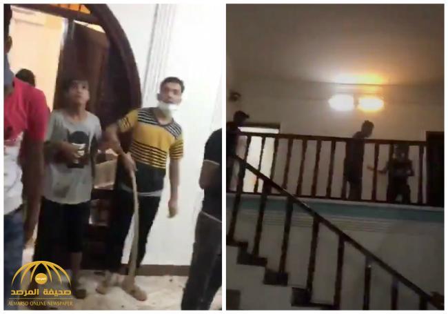 أول رد من إيران على حرق قنصليتها في البصرة – فيديو