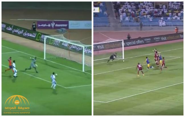 بالفيديو :النصر يهزم الفيصلي بهدفين .. و الشباب يقسو على الفيحاء بثلاثة أهداف