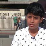 """بالفيديو .. قصة الطفل القطري  """"محمد الغفراني"""" وحرمانه من الحصول على جنسية بلاده .. وهذا ما يخاف منه والده!"""