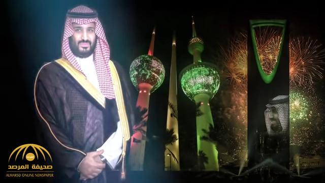 """بالفيديو .. """"نبيل شعيل"""" يرحب بزيارة ولي العهد للكويت بأغنية """"راعي مكان"""""""