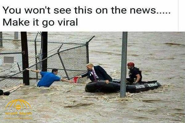 """كشف حقيقة صورة """"ترامب"""" التي أثارت ضجة على  وسائل التواصل !"""