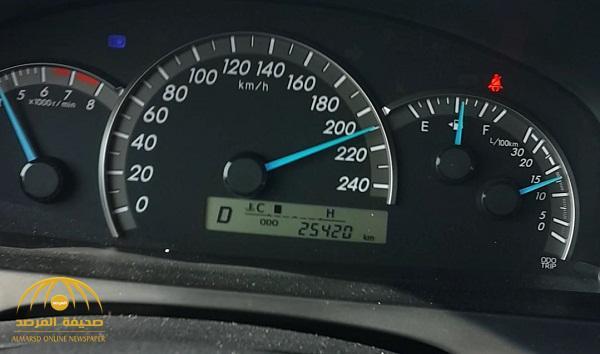 الغرامات المقررة في لائحة تعديلات نظام المرور الجديدة على متجاوزي سرعة 140 كلم