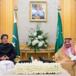 بالصور : خادم الحرمين يعقد جلسة مباحثات مع رئيس وزراء باكستان .. تعرف على أسماء المسؤولين الذين حضروا من الجانبين!