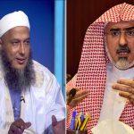 """""""سليمان أبا الخيل"""" يرد على حديث """"الددو"""" على قناة الجزيرة : """"كيف لا يستحي هذا على نفسه؟"""""""
