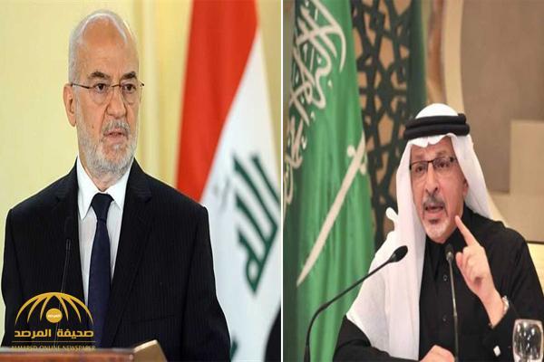 """بعد تلميحات وزير الخارجية العراقي.. بالفيديو .. الوزير """"القطان"""" يرد بقوة: لم تفهم القرآن والقذافي قال كلامًا مماثلًا !"""