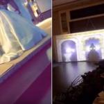 شاهد: حفل زواج أسطوري للإعلامية نصرة الحربي.. وهذا ما تعمدت فعله في ليلة العمر!