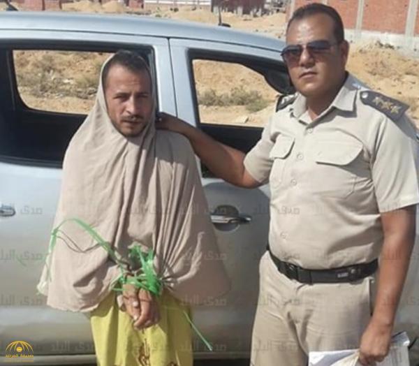 مصر: القبض على العاشق الغبي! -صور