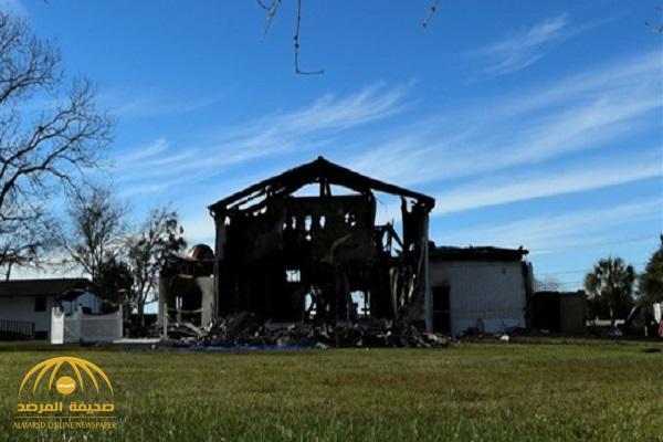 السجن 24 عاما لأمريكي حرق مسجدا في ولاية تكساس