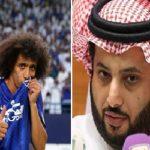 """توجيه جديد من تركي آل الشيخ بشأن اللاعب """"عموري""""!"""