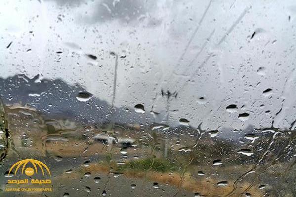 الأرصاد: أمطار غزيرة مصحوبة برياح نشطة مثيرة للأتربة على هذه المناطق!