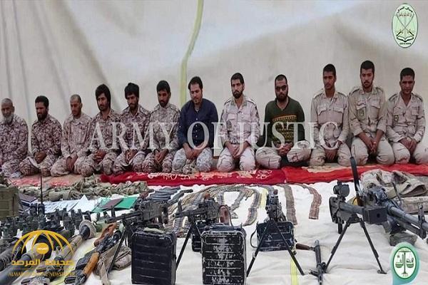 جماعة بلوشية تنشر صور 12 عسكرياً إيرانياً مختطفين لديها!
