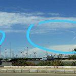 """حقيقة تفريق السحب عن طريق استخدام الغازات في سماء جازان """"صورة"""""""