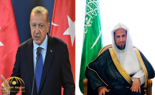 """""""أردوغان"""" يكشف عن موعد وصول النائب العام السعودي إسطنبول"""