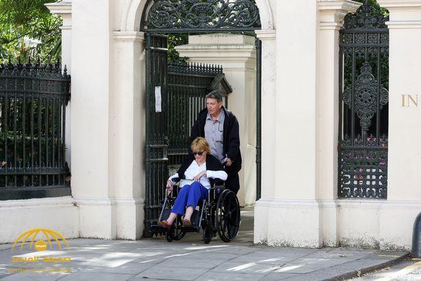 رغم أنها جاءت من أمريكا لبريطانيا على كرسي متحرك.. حرّاس القصر الملكي يطردون أخت ميغان ماركل -صور