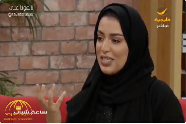بالفيديو.. صانعة «الإلهام» السعودية تكشف عن مصدر فكرتها.. وتروي كيف حولت صدمتها لمصدر قوة تخطت به المحنة؟