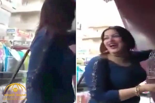 """حدث في مصر : القبض على فتاة تحرشت بـ """"قرد"""" بمساعدة ملتحٍ!"""