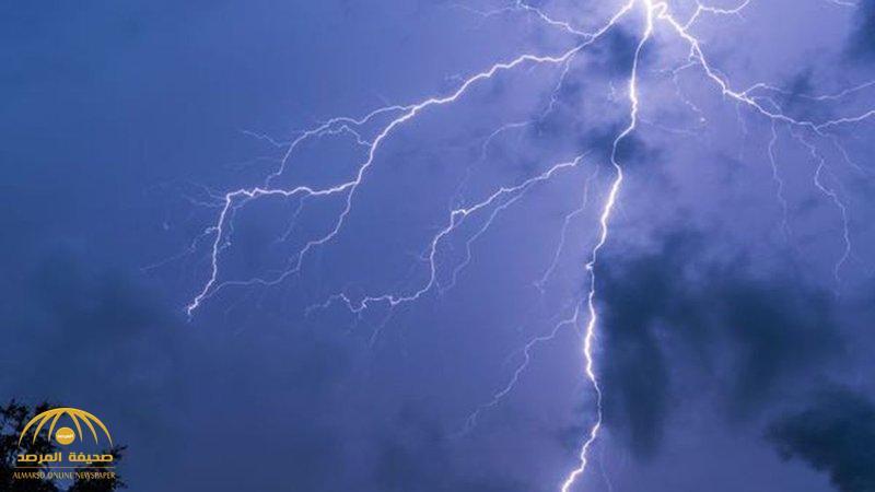 """تنبيهات متقدمة لهطول أمطار على هذه المناطق.. وتوقعات بـ""""جريان السيول""""!"""
