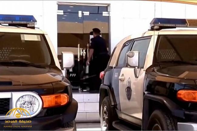 بلاغ عن سلاح رشاش مُخبّأ في سيارة أجرة .. و«شرطة جدة» تكشف الحقيقة