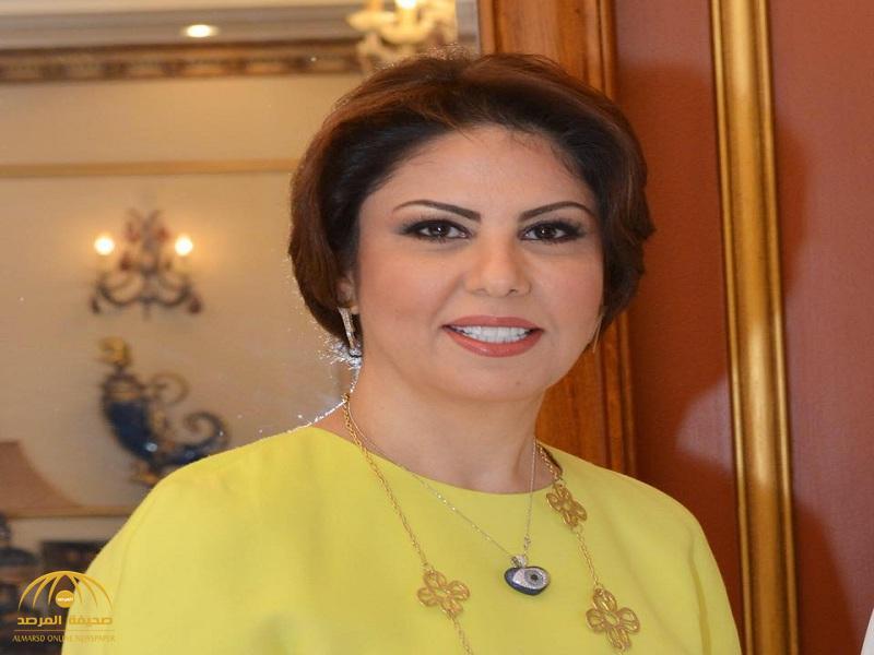 """كاتبة كويتية تنشر أول صورة لزوجة رئيس العراق الجديد """"برهم صالح""""!"""
