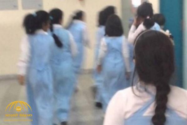 لاحظتها وهي على هذه الهيئة..  مدرسة بشقراء تشهر بطفلة وتوقع  عليها  3 عقوبات قاسية!
