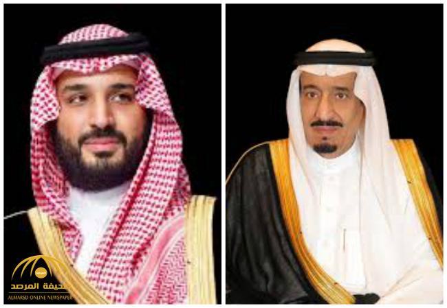 خادم الحرمين وولي العهد يعزيان عبدالرحمن الرويتع في وفاة حرمه