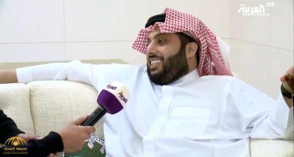 بالفيديو .. تركي آل الشيخ: من يقدر على تعديل قراراتي هم ثلاثة فقط