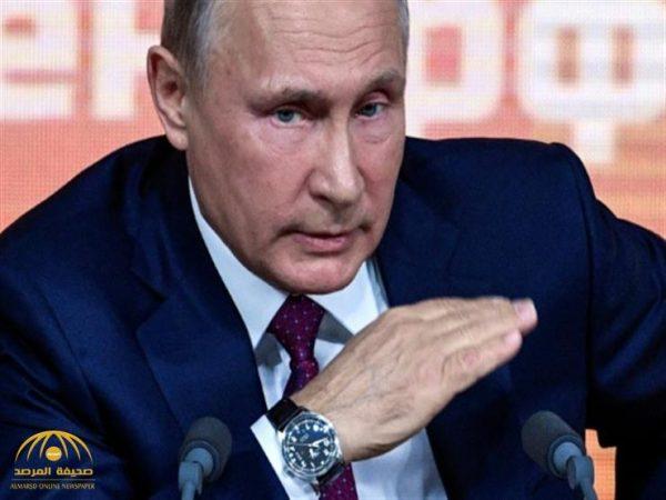 """بوتين يهدد واشنطن  بـ""""تصريح خطير"""""""