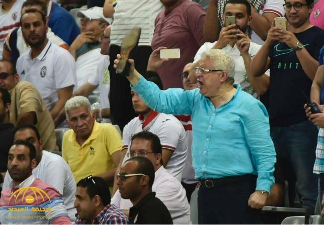 بعد قرار إيقافه .. ضربة جديدة لمرتضى منصور في مصر