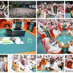 حماس وتفاعل واللعب بخبرة السنين .. بالصور: إنطلاق أول جولة لبطولة المملكة للبلوت في الرياض