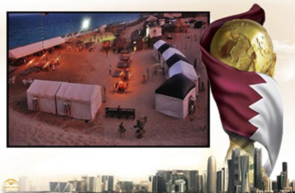 قطر تخطط لبناء خيام في الصحراء  وجلب سفن سياحية لاستيعاب جماهير  مونديال 2022!