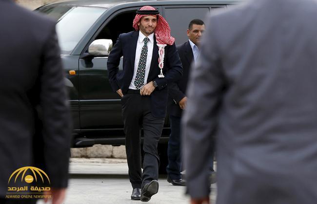 الأمير حمزة بن الحسين ينهي جدل الخلاف داخل العائلة المالكة بالأردن