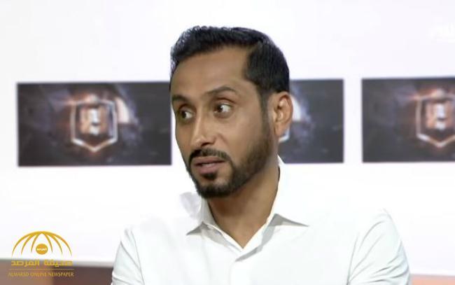 """بالفيديو : """"سامي الجابر"""" يكشف عن استعداده للترشح في منصب رفيع بالـ""""فيفا"""" .. وآل الشيخ: سأدعمه وسأقف بجانبه"""