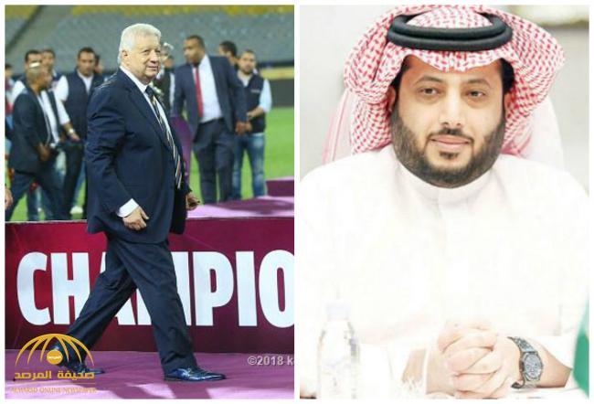 """تركي آل الشيخ يفاجئ """"مرتضى منصور"""" بتغريدة عن """"سوء الفهم"""" !"""