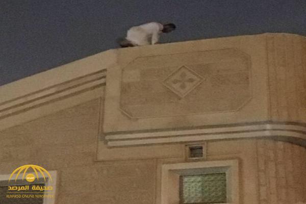 رجل أمن ينقذ فتاة عشرينية من الانتحار من أعلى سطح بناية بـ «الظهران».. ويروي تفاصيل اللحظات الصعبة