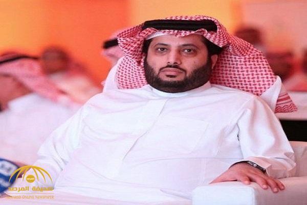 """أول تعليق لـ""""تركي آل الشيخ"""" على تصريحات لاعب الهلال """"عموري""""!"""