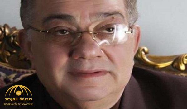 وفاة الفنان المصري جلال عبد القادر بعد صراع مع المرض