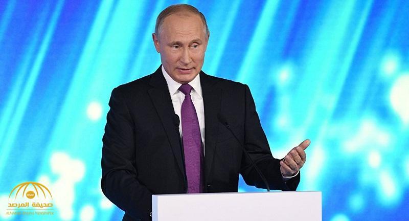 """أول تعليق لـ""""بوتين"""" على  قضية اختفاء خاشقجي : لن نفسد علاقاتنا مع السعودية دون حقائق قوية"""
