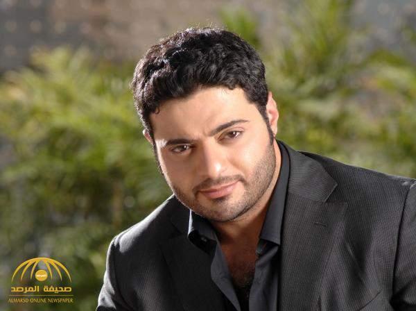 """بالفيديو : شاهد  الفنان """"سعود أبو سلطان"""" في أول ظهور له بعد خروجه من السجن بتهمة اغتصاب فتاة فرنسية"""