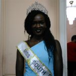بالصور..  شاهد .. ملكة جمال جنوب السودان تروي تفاصيل تتويجها