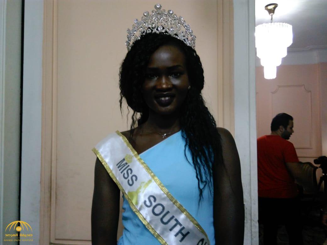 بالصور.. ملكة جمال جنوب السودان تروي تفاصيل تتويجها.. وهذا ما قالته عن المرأة السودانية!