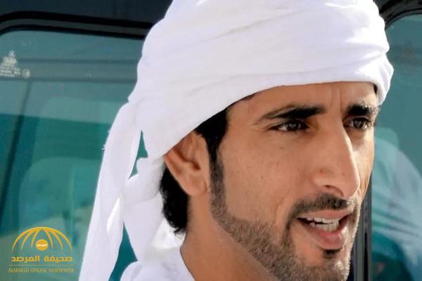 """بالفيديو.. كيف علق ولي عهد دبي على سؤال """" ماذا تعني لك السعودية""""؟"""