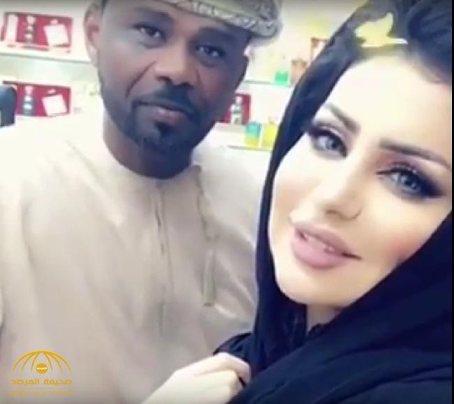 """شاهد.. عماني لـ"""" حليمة بولند"""": صارلنا سنتين نصلي استسقاء جيتي انتِ اليوم!"""