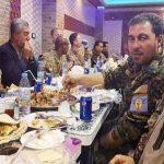 عشاء أميركي كردي يغضب وزير الدفاع التركي!