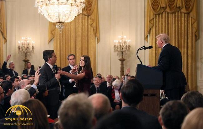 CNN تقاضي ترامب والبيت الأبيض بسبب إلغاء تصريح أحد مراسليها الصحفيين