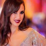 """شاهد بالصور .. إطلالة ملكية للفنانة """"درة"""" في مهرجان القاهرة السينمائي"""