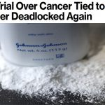"""قضية تسبب """"بودرة تلك"""" جونسون بالسرطان تصل لطريق مسدود !"""
