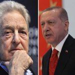 """الملياردير  الأمريكي """"جورج سوروس """" يوقف استثماراته في تركيا"""