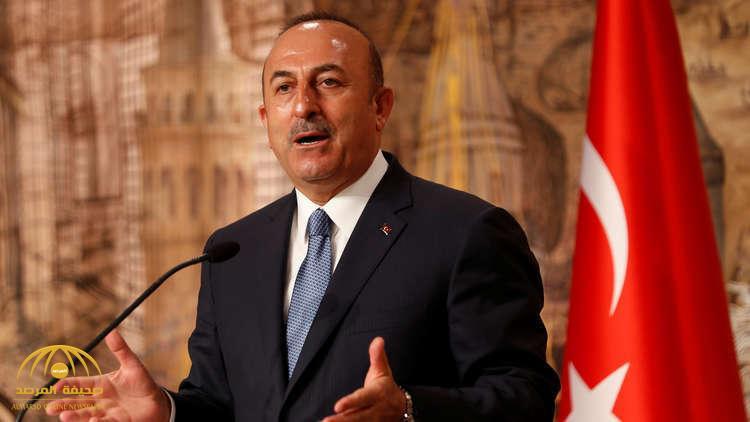وزير الخارجية التركي  : من الخطأ ربط علاقاتنا مع السعودية بشخص