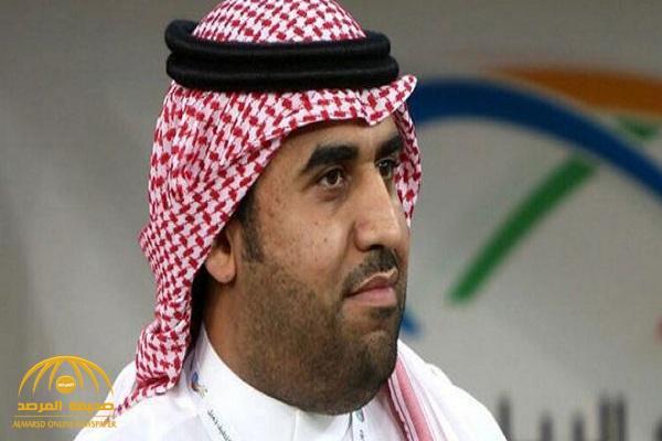 ماذا قال نواف المقيرن بعد استقالته من رئاسة الاتحاد؟!