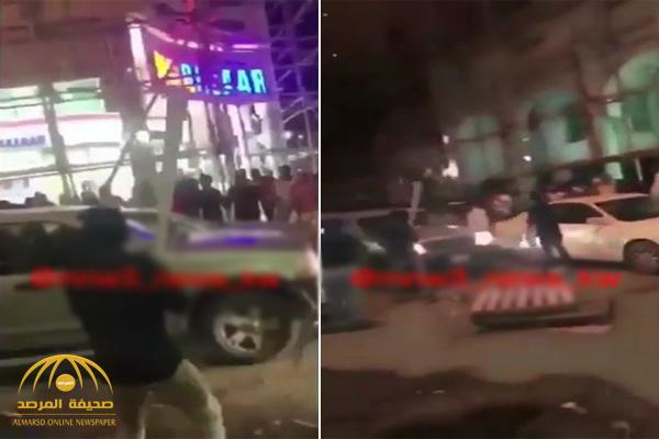 كشف ملابسات مقطع محاولة اختطاف طفل خلال سطو بسوق في الكويت – فيديو